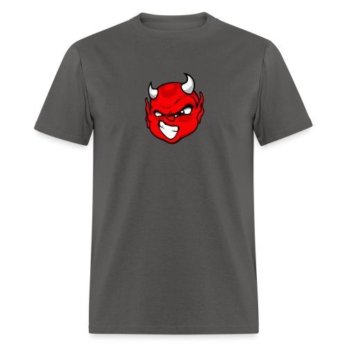 Rebelleart devil - Men's T-Shirt