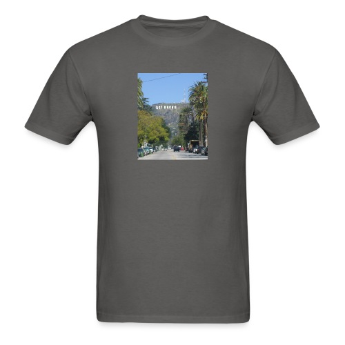 RockoWood Sign - Men's T-Shirt