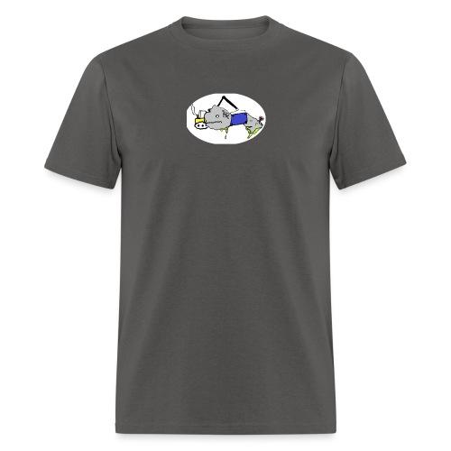 beached - Men's T-Shirt