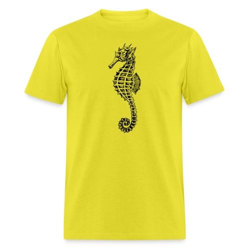 seahorse - Men's T-Shirt