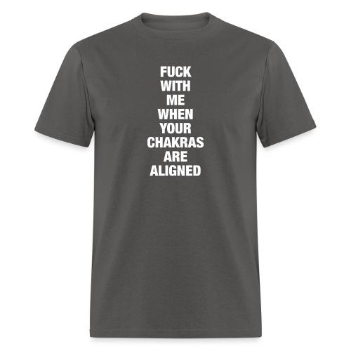 Chakras Aligned - Men's T-Shirt