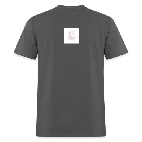 Yoga Junkie - Men's T-Shirt