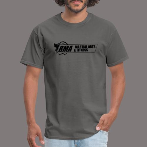 RMA-full-logo-Front-1clr- - Men's T-Shirt
