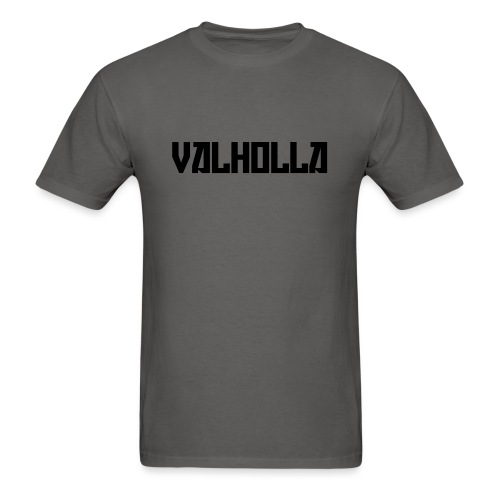 valholla futureprint - Men's T-Shirt