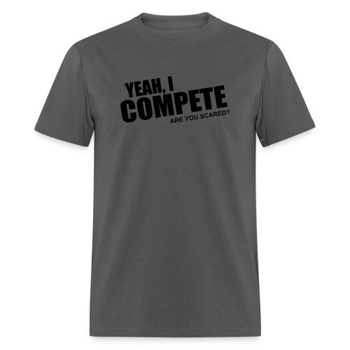 compete - Men's T-Shirt