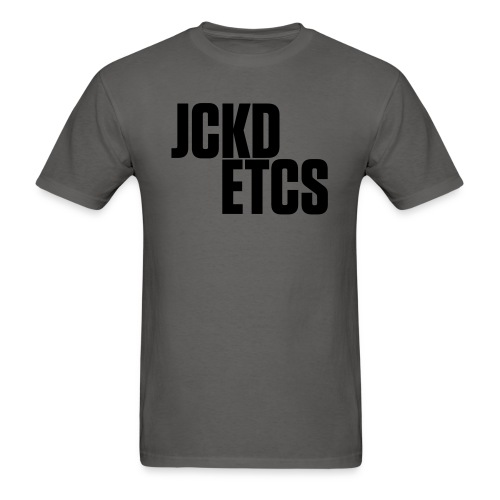 JE_BACK - Men's T-Shirt
