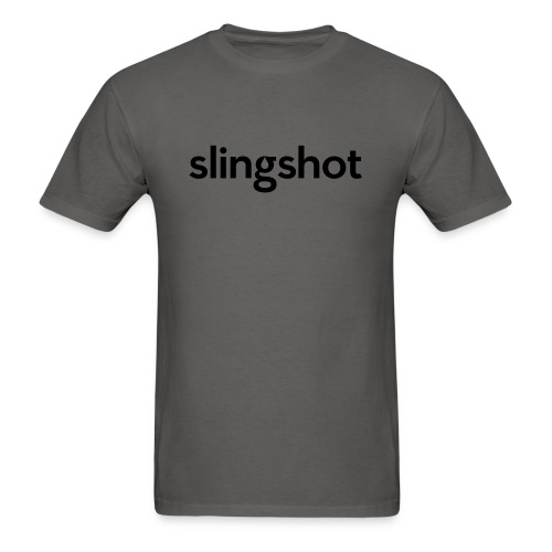 SlingShot Logo - Men's T-Shirt