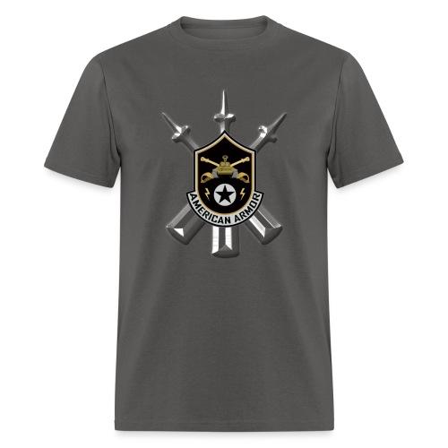 American Armor - Men's T-Shirt