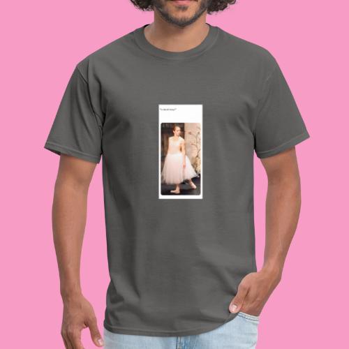 Caffiene is life - Men's T-Shirt