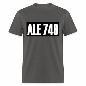 ALE 748 lit Merch - Men's T-Shirt
