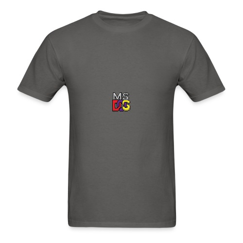MS DOS Prompt logo - Men's T-Shirt