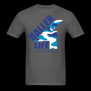 B4LCAMOblue - Men's T-Shirt