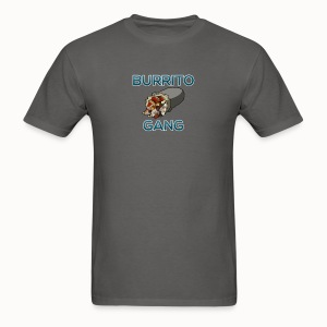 Classic Burrito Gang Shirt Design - Men's T-Shirt