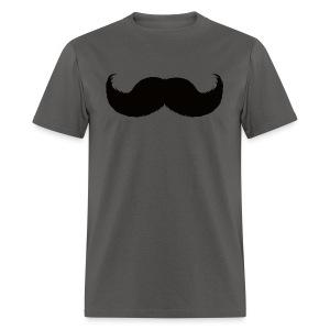 Mustache Tee - Men's T-Shirt