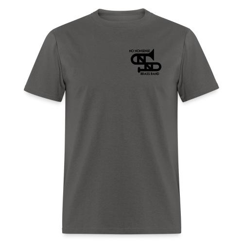 No Nonsense Black - Men's T-Shirt