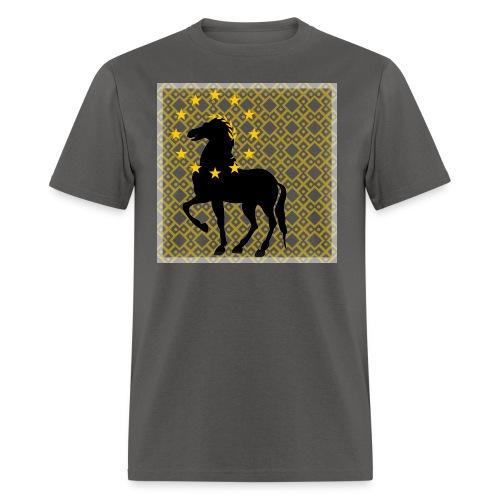 Roman Horse - Men's T-Shirt