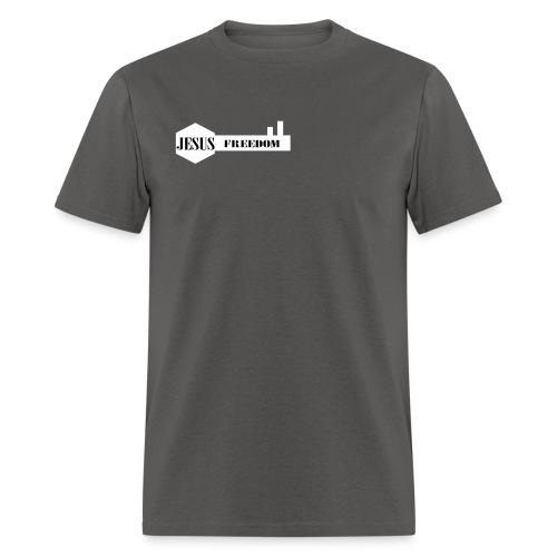 Jesus Freedom - Men's T-Shirt
