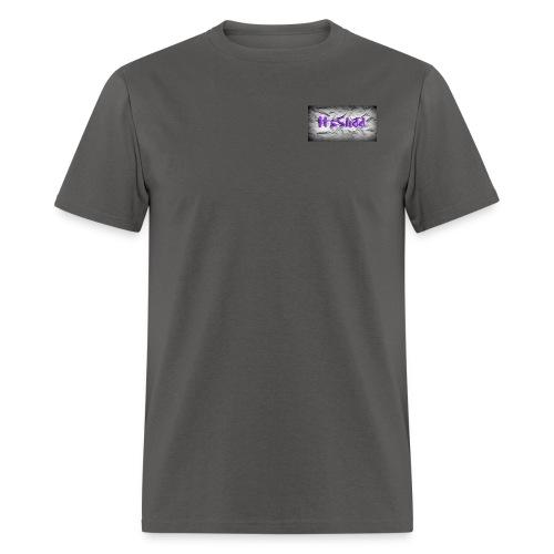 to much slidd - Men's T-Shirt