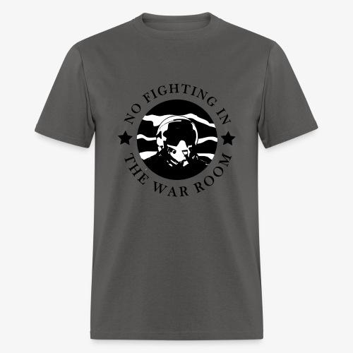 The War Room Motto - Pilot - Men's T-Shirt