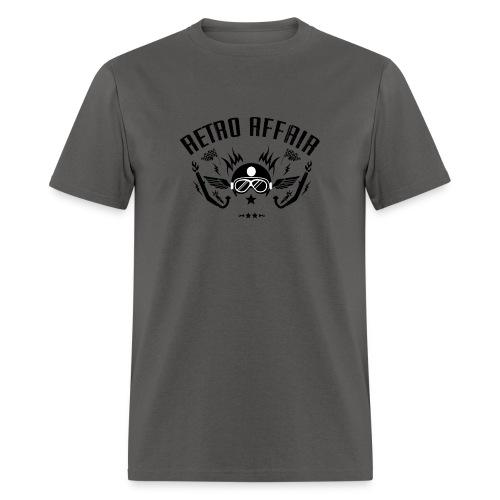 Retro Pipes - Men's T-Shirt