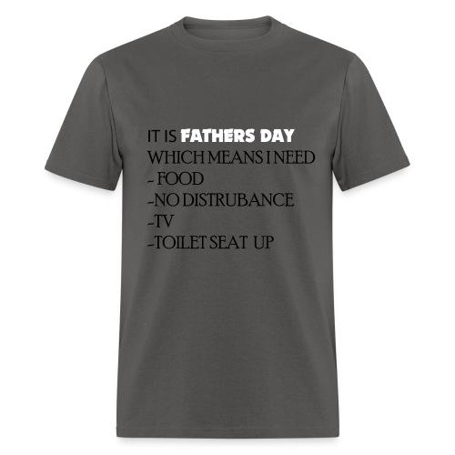 Father tee - Men's T-Shirt