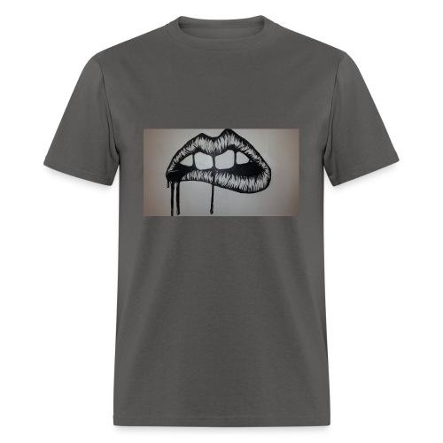 sexy lips - Men's T-Shirt