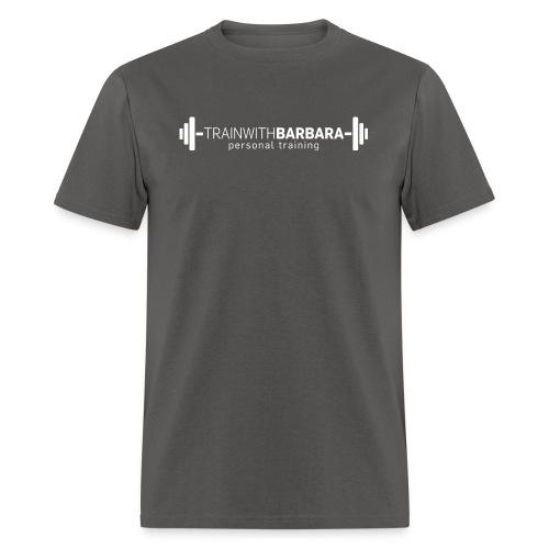 TWB White Logo - Men's T-Shirt