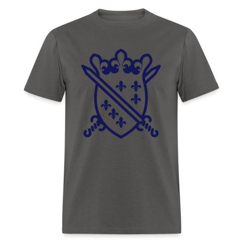 The Dragon Of Bosnia - Štit sa mačevima - Men's T-Shirt