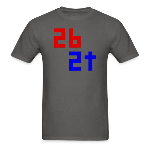 2b2t Logo - Men's T-Shirt