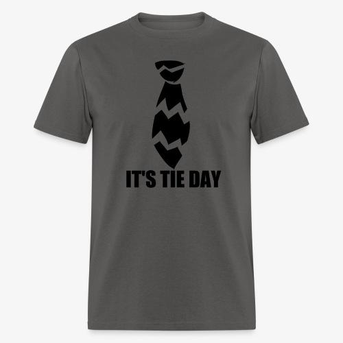 Tie Day - Men's T-Shirt