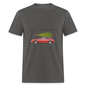 Ford Pinto Merry Christmas - Men's T-Shirt