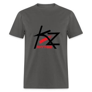 KZ Full Color Logo - Men's T-Shirt
