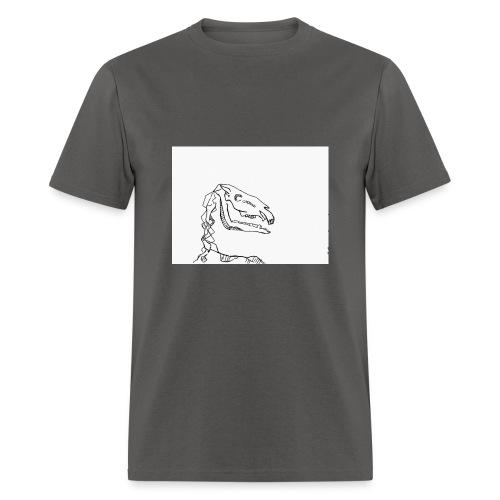 Horse skeleton shirt - Men's T-Shirt