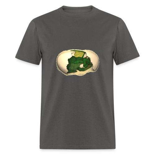 The Emerald Dragon of Nital - Men's T-Shirt
