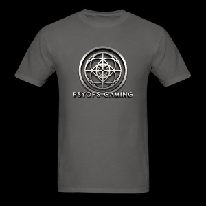 Psyops Gaming Logo - Men's T-Shirt