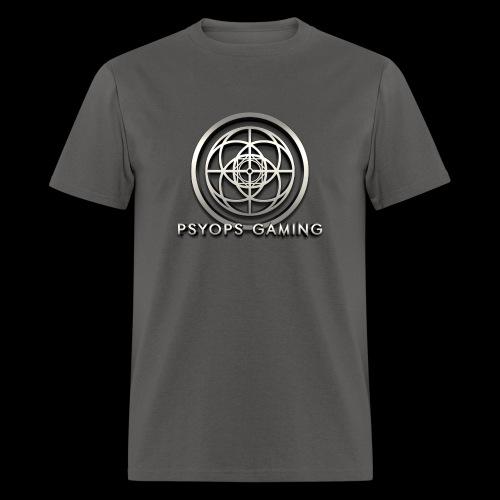 Psyops Gaming Logo - Men's T-Shirt