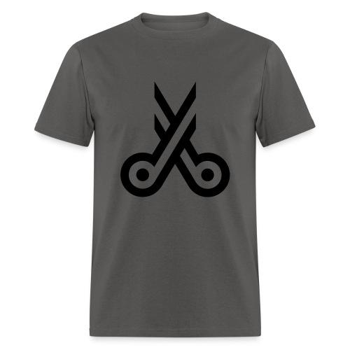 Scissors Logo - Men's T-Shirt