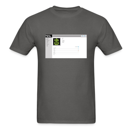 test design234 Design - Men's T-Shirt