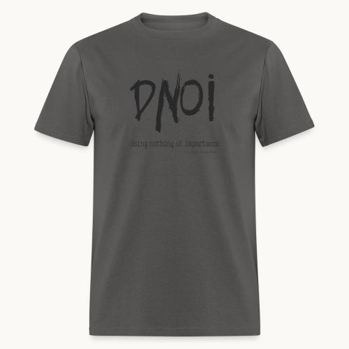 PRODUCT DNOI GRUNGE Carolyn Sandstrom BK TEXT - Men's T-Shirt