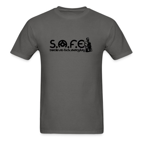 S.A.F.E (Swole Brand) - Men's T-Shirt