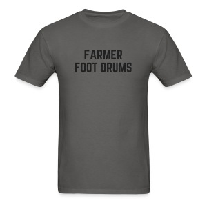 Farmer Foot Drums All Caps - Men's T-Shirt