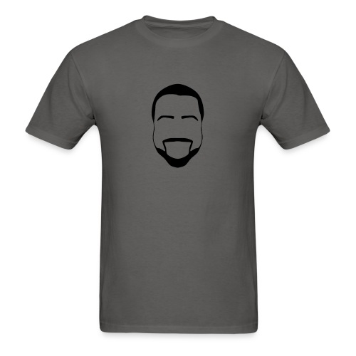 Smizzle Outline Logo - Men's T-Shirt