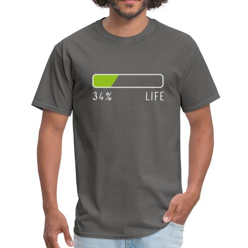 34 Years Old T Shirt - Men's T-Shirt