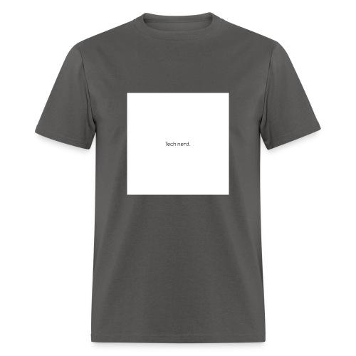 Tech nerd. - Men's T-Shirt
