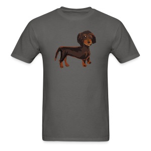 Sun Kissed Kid Official Daschund - Men's T-Shirt