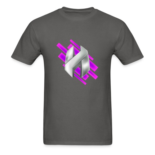 Abstract Purple - Men's T-Shirt