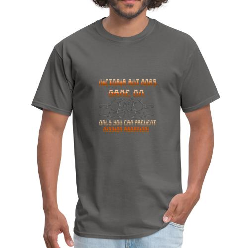 Prevent Mission Abortion - Men's T-Shirt
