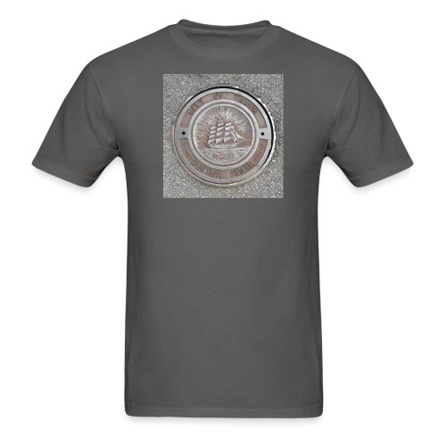Sewer Tee - Men's T-Shirt