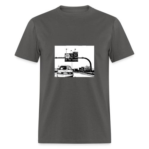 Turnpike - Men's T-Shirt