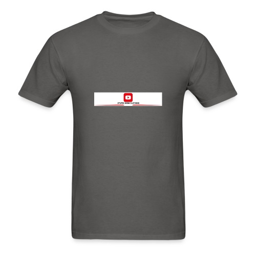 youtube header STUPISHOMCLOTHING - Men's T-Shirt